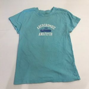 Vintage Abercrombie and Fitch graphic T-shirt